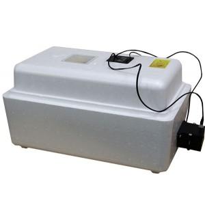 Инкубатор с цифровым терморегулятором 36 яиц автопереворот гигрометр