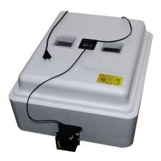 Инкубатор с цифровым терморегулятором 77 яиц автопереворот гигрометр