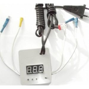 Терморегулятор цифровой с гигрометром