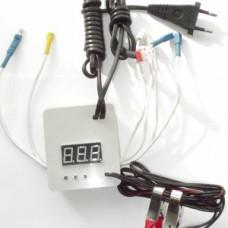 Терморегулятор цифровой с 12В и гигрометром