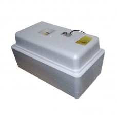 Инкубатор с аналоговым терморегулятором, цифровой индикацией, на 36 яиц, механический переворот